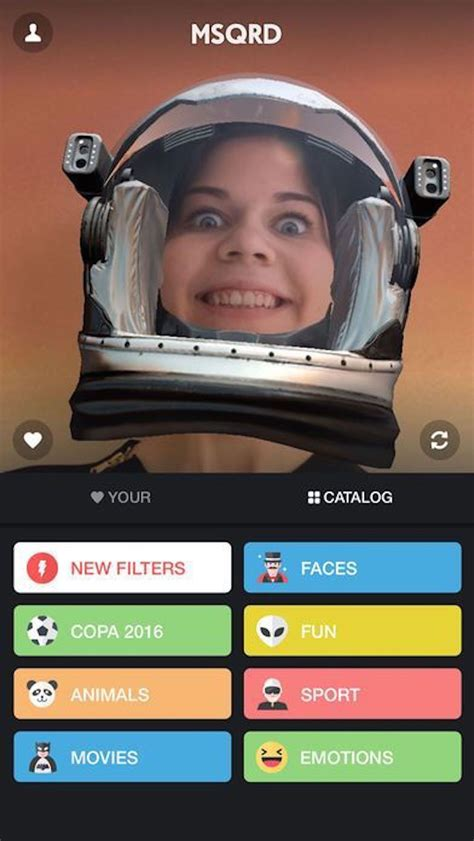 5 Snapchat Alternatives With Face-Tracking Filters