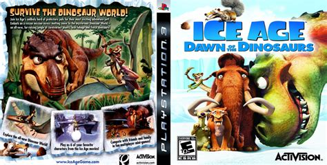 GAMES & GAMERS: ICE AGE 3 DAWN OF THE DINOSAURS PS3 DOWNLOAD