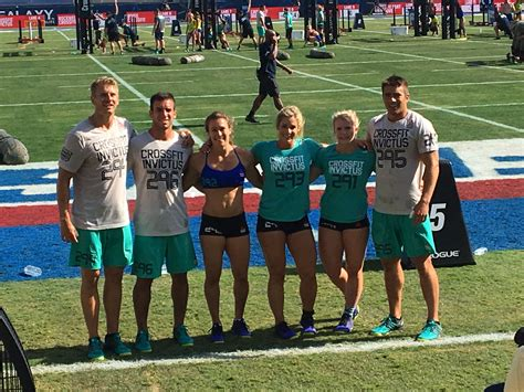 That's A Wrap on the 2016 CrossFit Games | Invictus Fitness