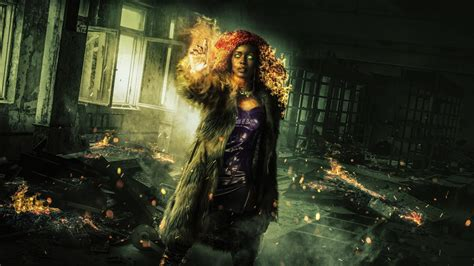 Starfire in Titans TV Series 4K Wallpapers | HD Wallpapers