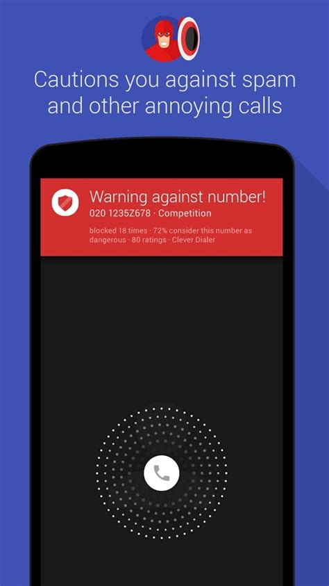 Clever Dialer - caller ID for Android - Free download and