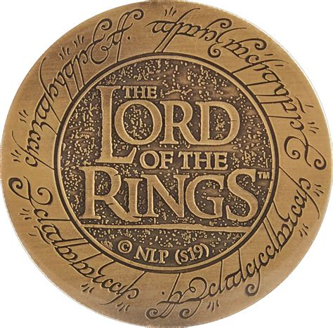 Token - The Lord of the Rings (Balrog) - * Tokens * – Numista