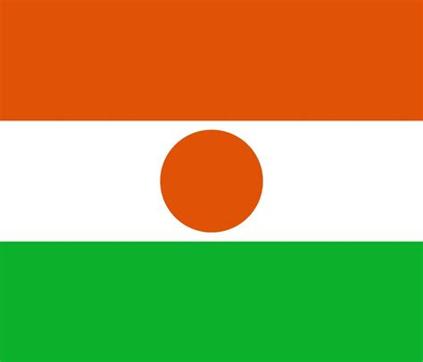 Flag of Niger image and meaning Niger flag - country flags