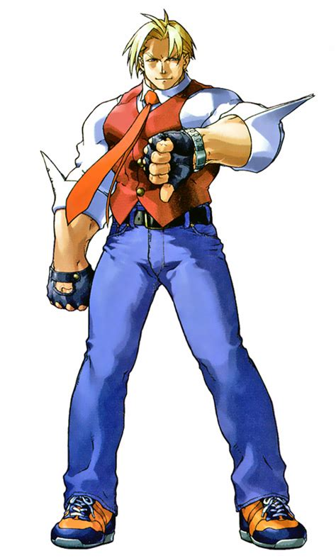 Roy Bromwell (Rival Schools)