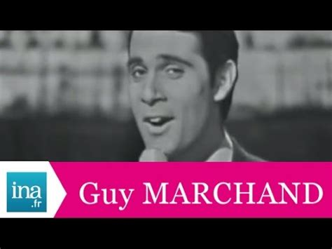 """Guy Marchand """"Casablanca"""" (live officiel) - Archive INA"""