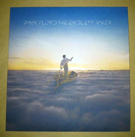 Pink Floyd - The Endless River (2014, Cardsleeve, CDr