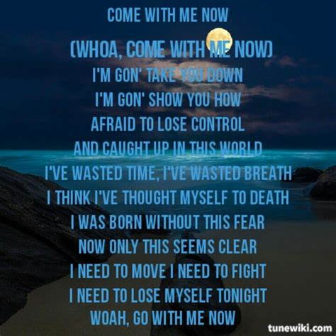 COME WITH ME NOW BY THE KONGOS | Me too lyrics