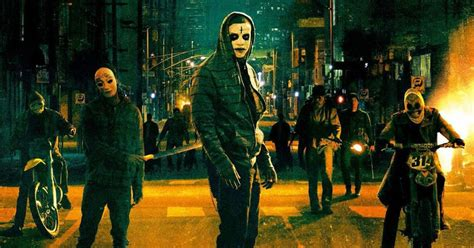 'The Purge' Movies Aren't On Netflix But Here's How Else