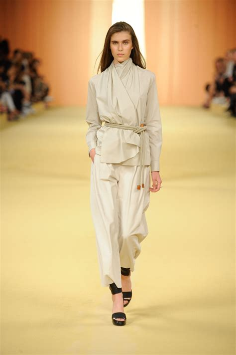 HERMÈS SPRING SUMMER 2015 WOMEN'S COLLECTION   The Skinny Beep
