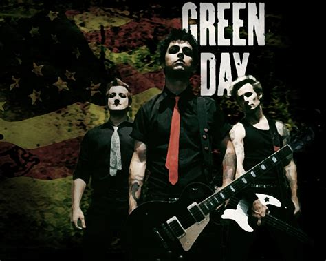Top People - green day