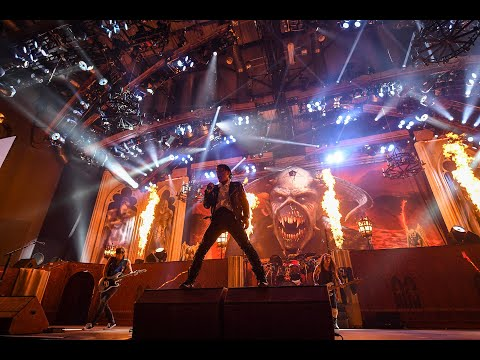 Iron Maiden brings 'Legacy of the Beast' to Nashville
