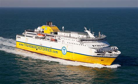 Review: DFDS Ferry Crossing - Newhaven to Dieppe - Travel