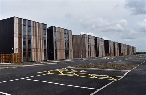 Hinkley Point C – Second accommodation block getting ready