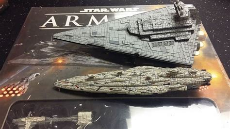 Star Wars Armada Wave 2 - Unboxing preview of new ships