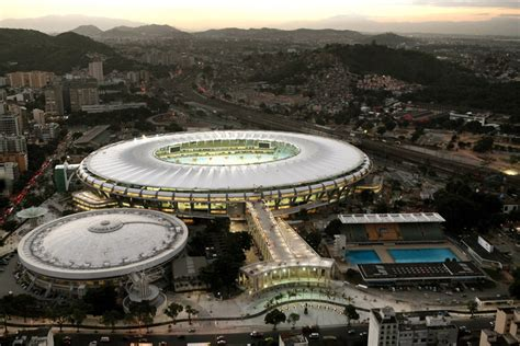 World Cup 2014: Stunning Images of Brazil's 12 Stadiums