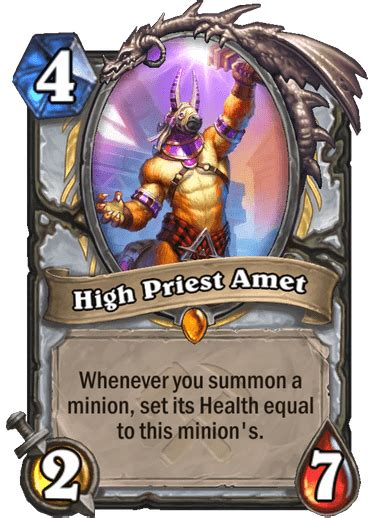 All of the Legendary cards in Hearthstone's Saviors of
