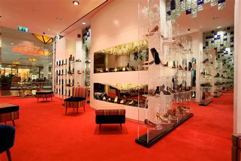 Christian Louboutin at Mall of the Emirates - Haute Living