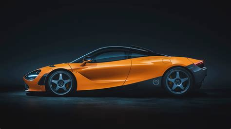 McLaren 720S LeMans Edition Includes F1 GTR-Like Styling