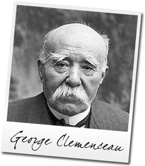 George Clemenceau | Anecdotes | Paw Prints