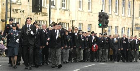 Welcome to the Stamford Branch of The Royal British Legion