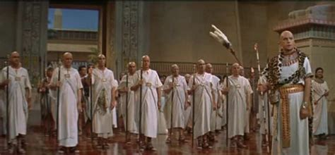AncientEgyptian Priests in modern movies