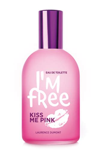 I'm Free Kiss Me Pink Laurence Dumont perfume - a