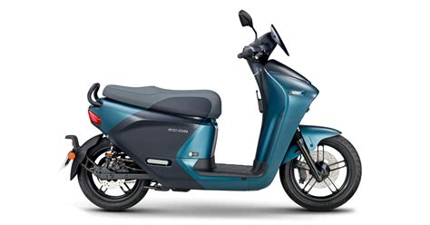 Yamaha EC-05 – 🛵 Electric Moped Scooter 2019