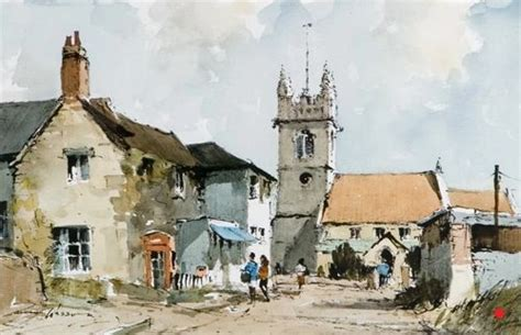 Image result for line and wash watercolor and pen