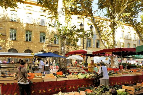 Best Markets in Provence and the South of France