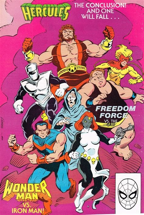 The Dork Review: Freedom Force Short Story