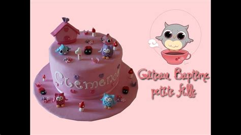 Gâteau anniversaire fille | Birthday cake for girl | Cake