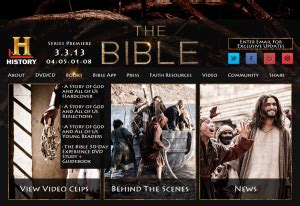The Bible Miniseries and Mobile App   LDS365: Resources