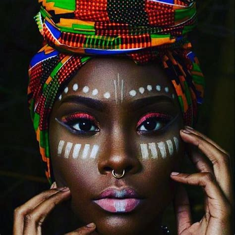 APiF's List of Top African Designers | Maquillage africain