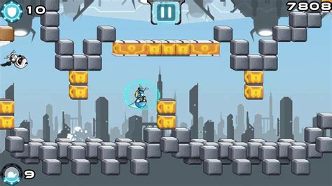 Gravity Guy – Games for Android 2018 – Free download