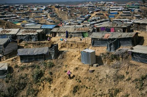 New Threat Looms For Rohingya Refugee Camps In Bangladesh