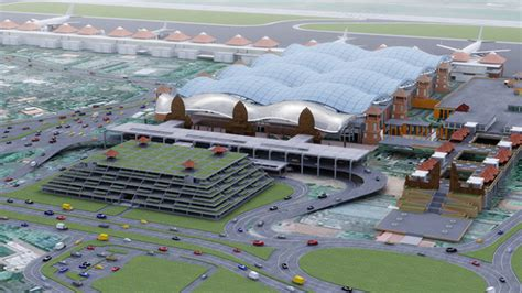Bali Plans to Develop Offshore Airport - Indonesia Expat