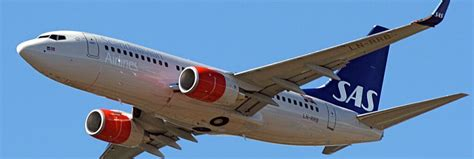 SAS, pax up by only 2