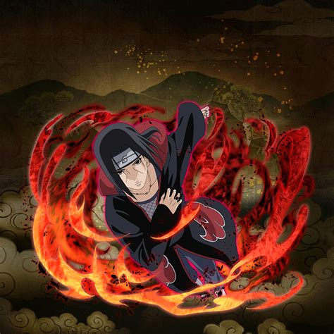 """Itachi Uchiha """"Eyes Which Weave Truth and Lies"""" (★5"""