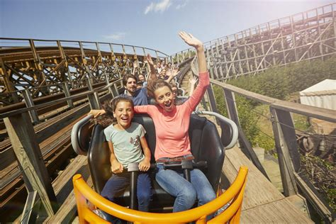 PortAventura Park and Camp Nou Experience Ticket Only