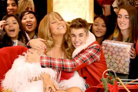 Video: Justin Bieber & Mariah Carey – 'All I Want for