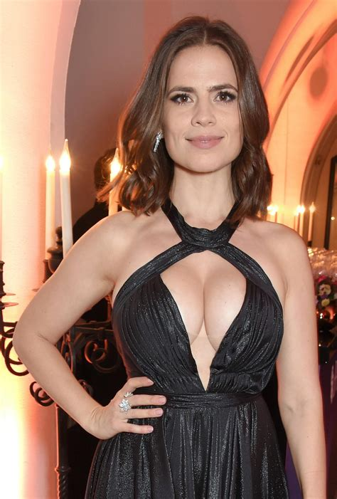 Hayley Atwell - Famous Nipple
