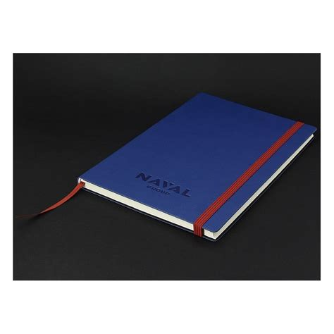 Naval Group A5 Notebook - Naval Group