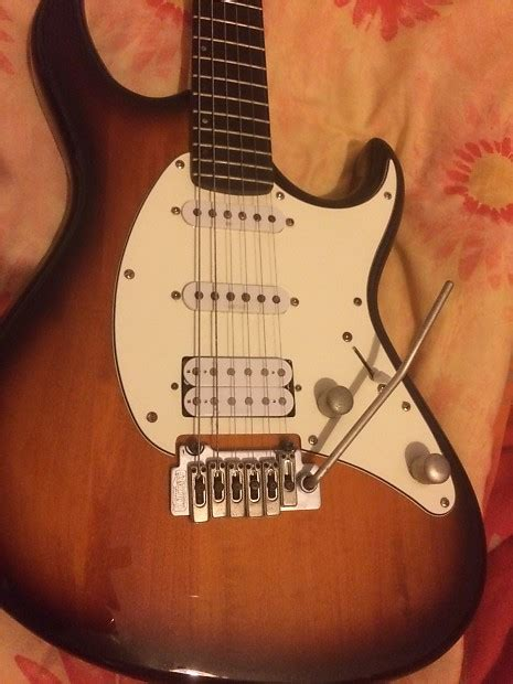 Cort G210 FT Electric Guitar + free Padded Case & Strap