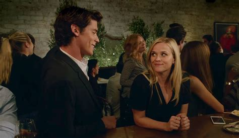 Reese Witherspoon Falls for Younger Guy in 'Home Again