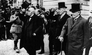 First world war: How the terms of the Treaty of Versailles