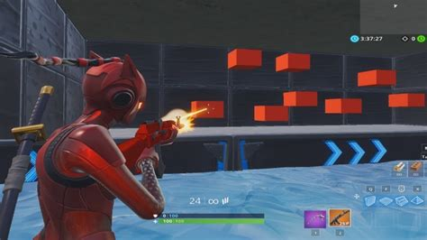 The Ultimate Aim Trainer In Fortnite - Free Practice For
