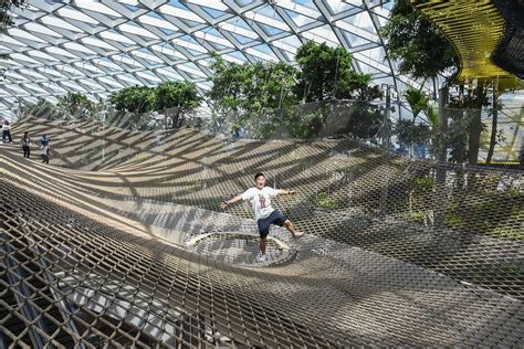 My Experience at Canopy Park (Jewel Changi Airport) Full