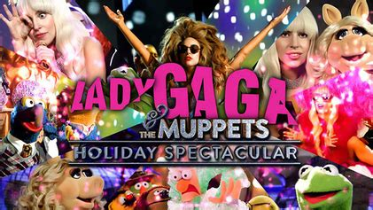 Lady Gaga and the Muppets Holiday Spectacular - Wikipedia