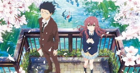 A Silent Voice Anime Film's Visual, Teaser Video, Release