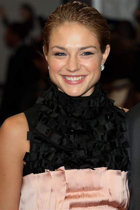 Emilie Dequenne in 35th Deauville Film Festival - Ceremony